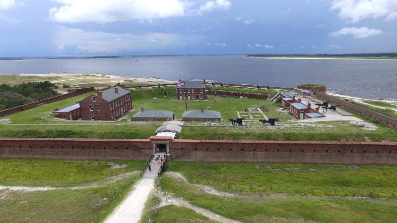 fort clinch 1